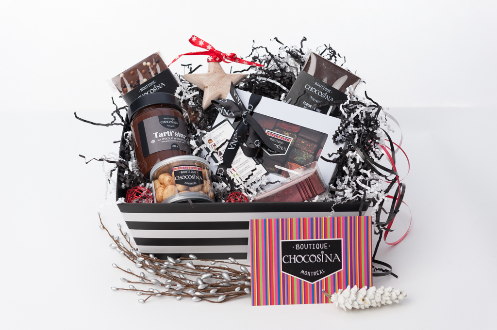 Chocolate Executive Basket