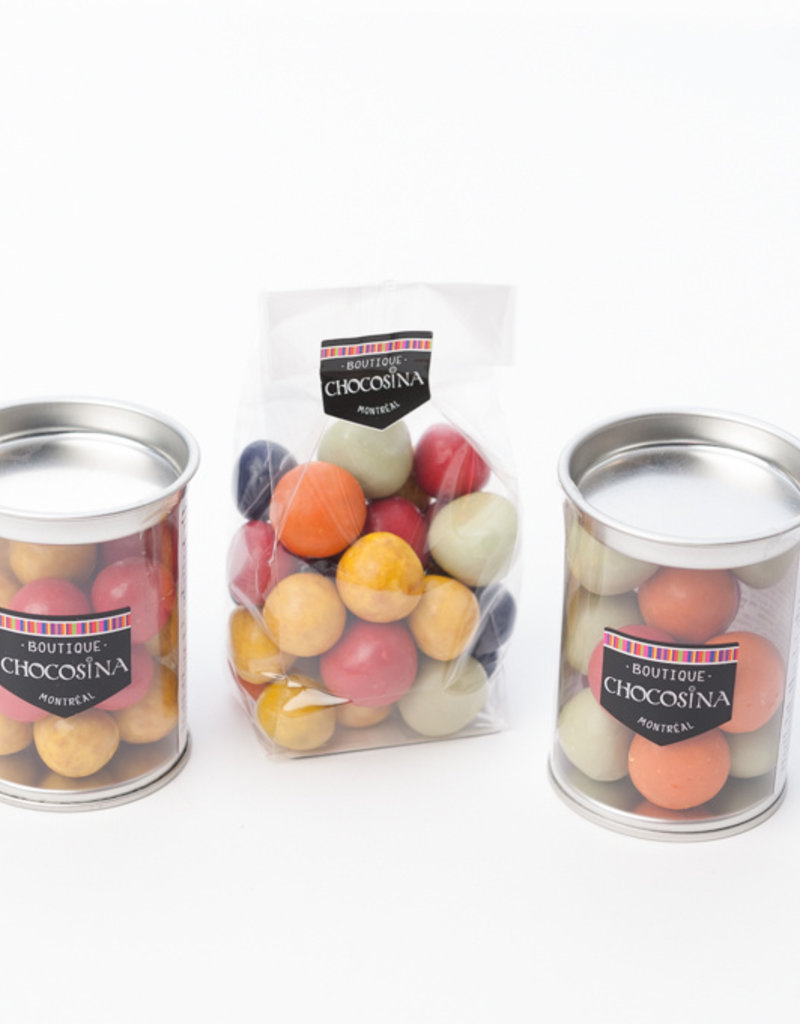 Raspberry & Passion Fruit Pearls 150g