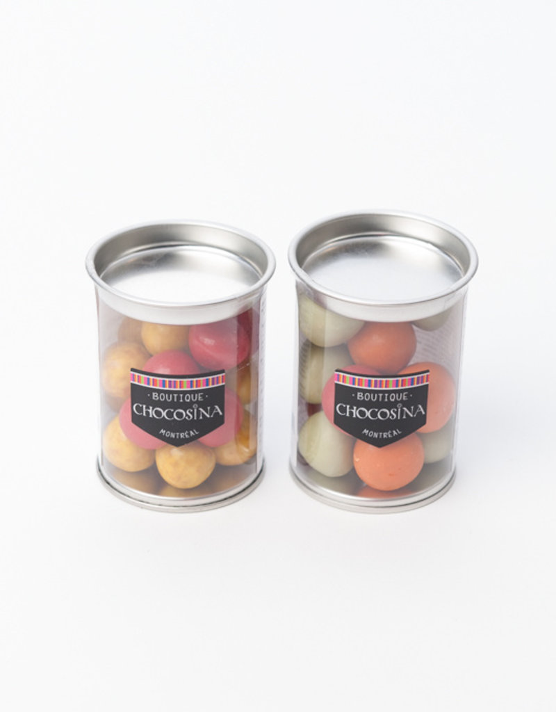 Perles de Fruit Framboise ou Fruit de la passion 150g