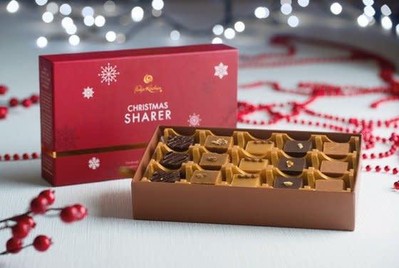 Gourmet Christmas Fudge 15pc