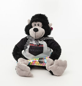 Plush Manly Monkey 15""