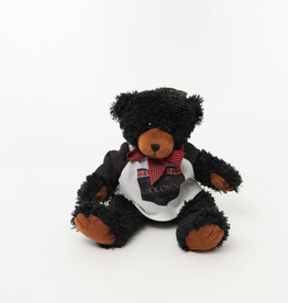Plush Black Scraggles 7.5""