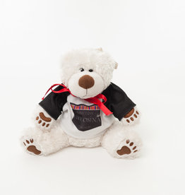 Plush Eloise Bear White