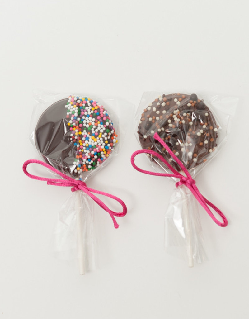 Milk Chocolate Lollipop 20g