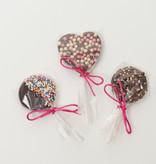 Heart Milk Lollipop 30g
