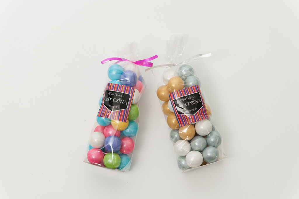 Cho'cones Shimmer Gumballs Mix 275g
