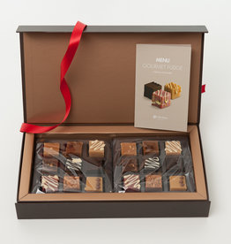 Fabulous Gourmet Fudge Selection 18pcs