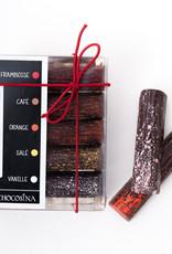 Passion Caramels Chocolat Noir - 5pc