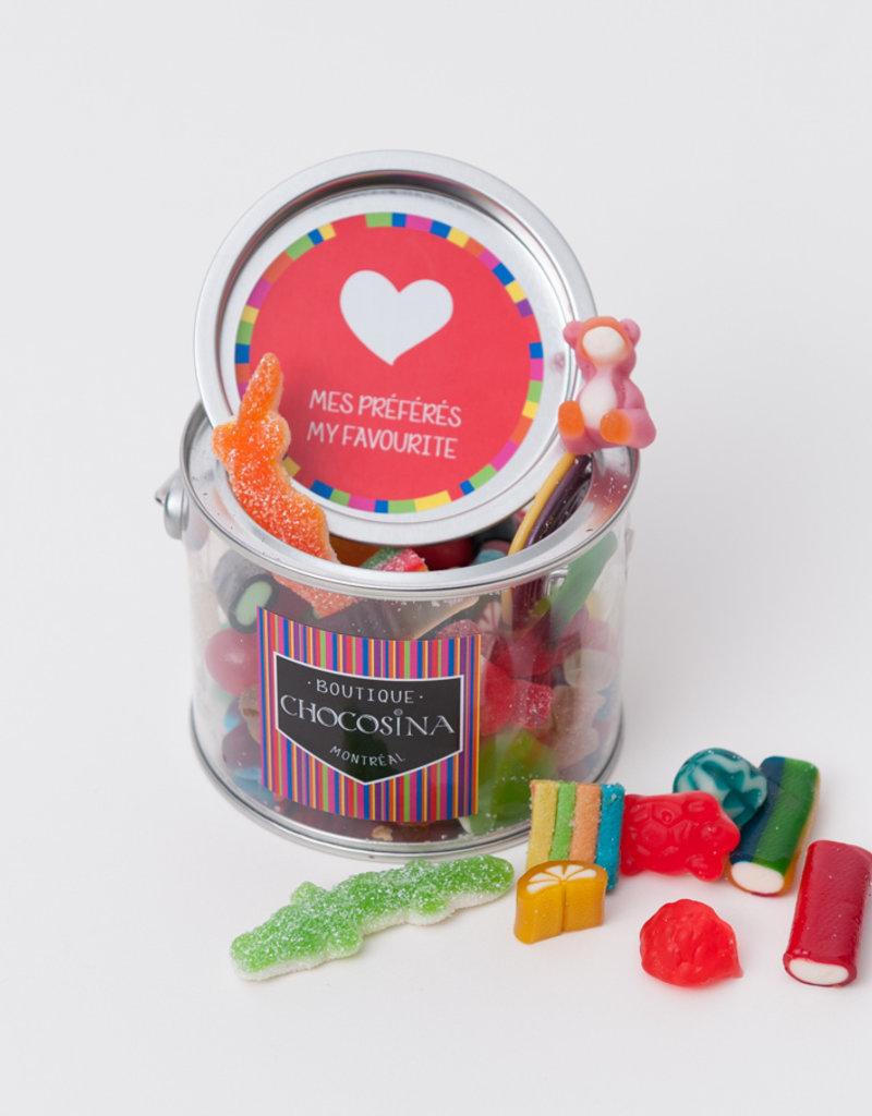 Les Bonbons Favoris - Mélange conserve