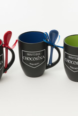 Choco Mug 12oz - Lime Green