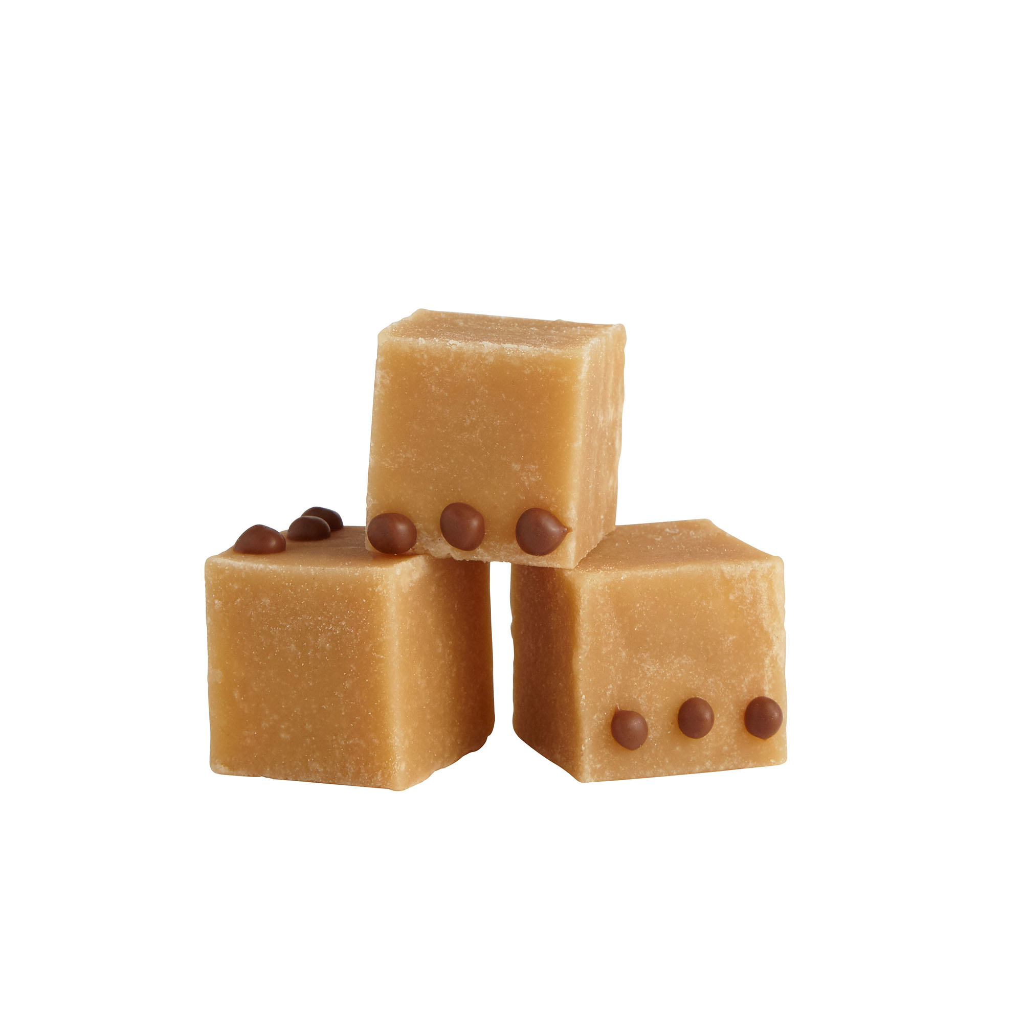Artisanal Fudge - Trio Sea Salt Caramel
