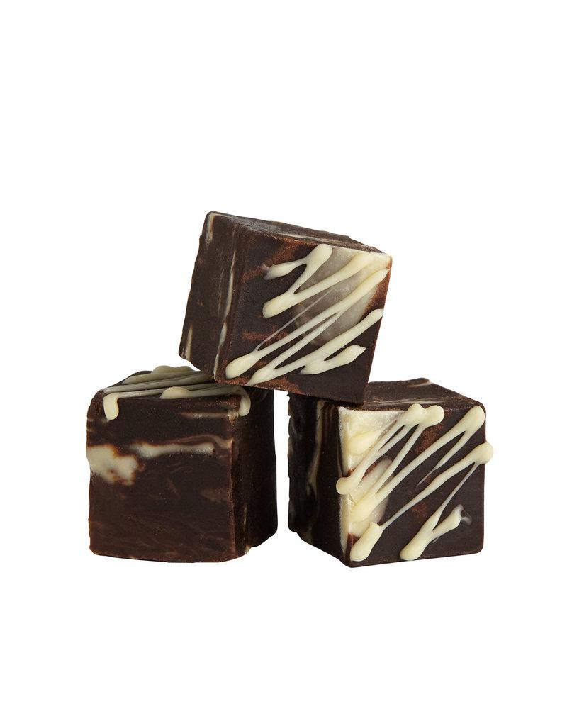 Fudge Artisanal - Trio Double Chocolat