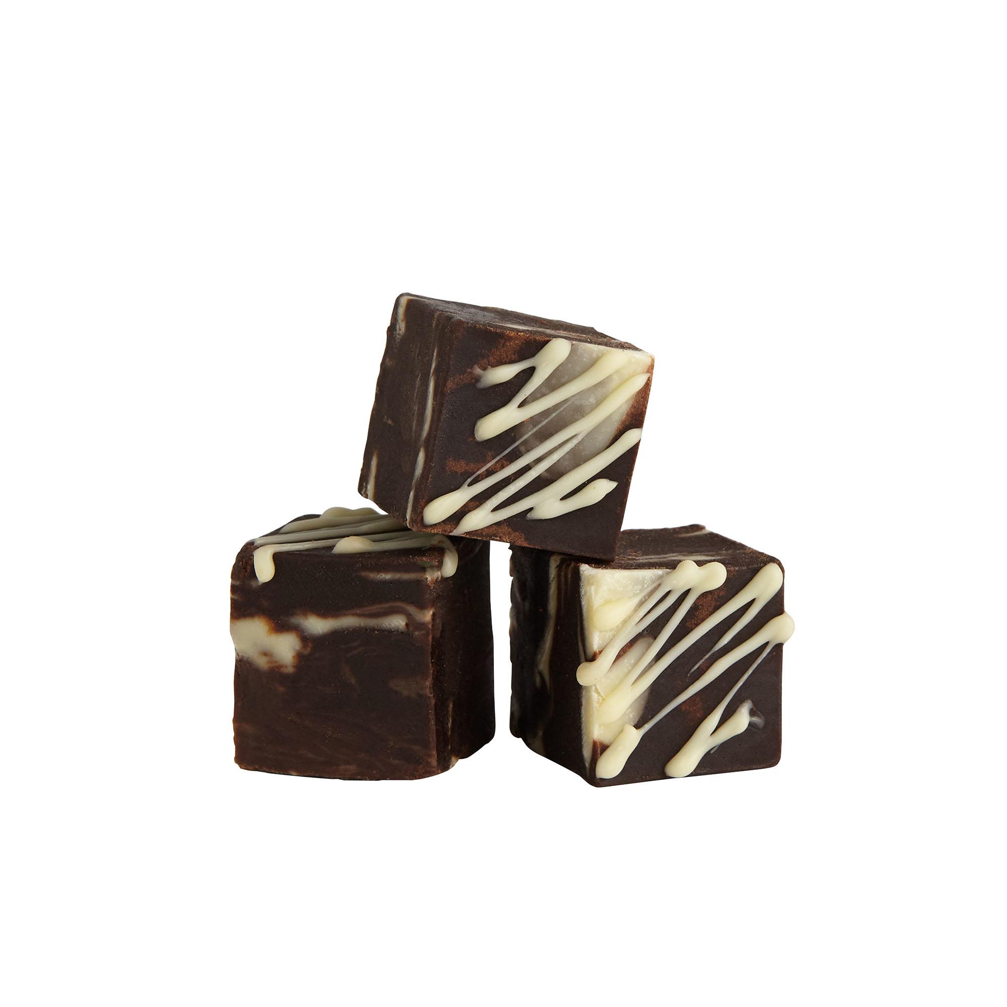 Artisanal Fudge - Trio Double Chocolate