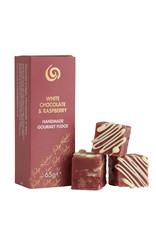 Artisanal Fudge - Trio White Chocolate & Raspberry