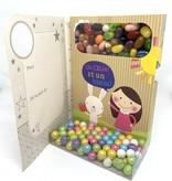 Sweeting Cards Francais - Bon Anniversaire NKHBG2F