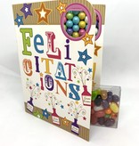 Sweeting Cards French - Felicitations NKBLU1F
