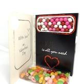 Sweeting Cards - Love Love Love Valentines (ASDSC10 SRVLU10)