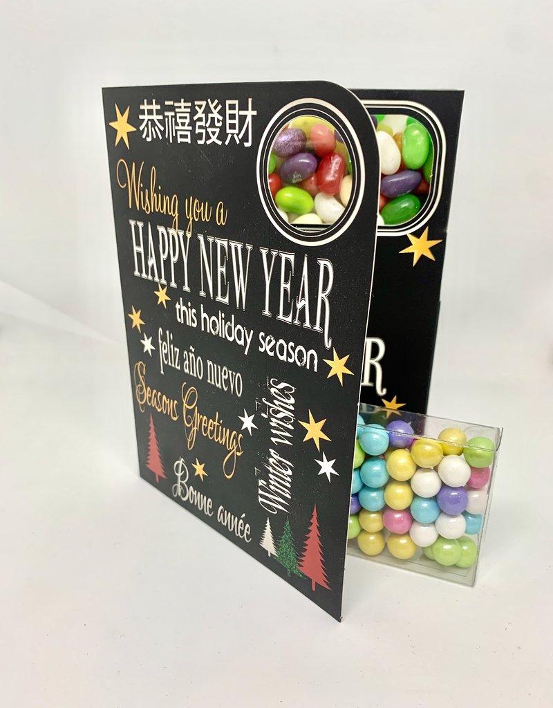 Xmas New Year Wishes - Holidays (SRXMU11)