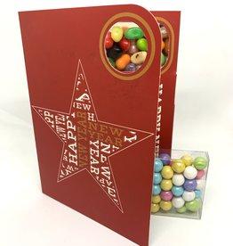 Sweeting Cards - English Happy New Year (SRXMU16)