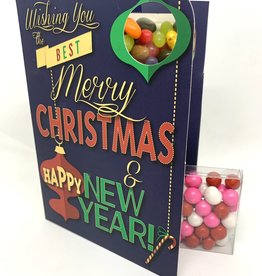 Sweeting Cards - English Xmas (SRXMU20)