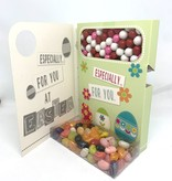 Sweeting Cards - English Easter Bunny Has Made A Delivery (SREAS2)