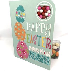 Sweeting Cards - English Easter Happy Easter (SREAS4)