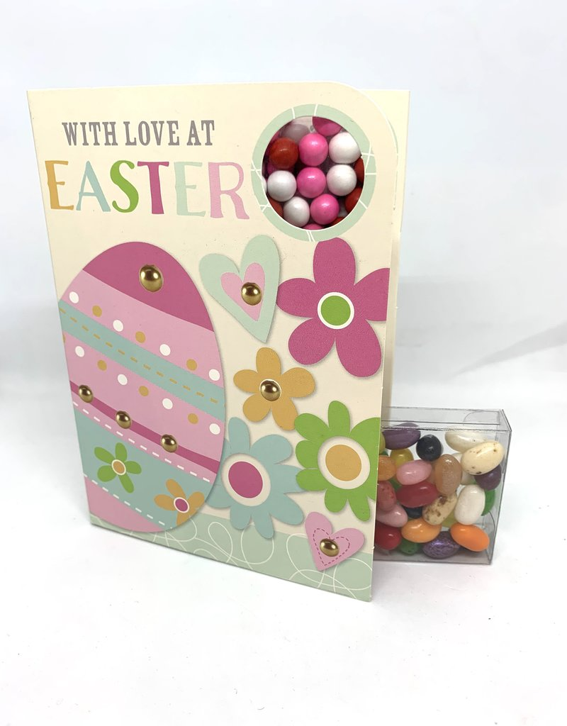 Sweeting Cards - English Easter Happy Easter (SREAS7)