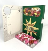 Sweeting Cards - English Xmas & New Year Merry Christmas (SRXMU22)