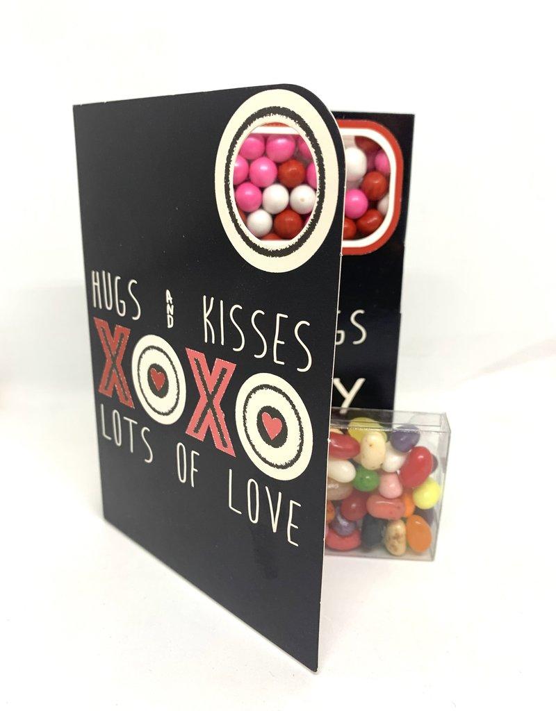 Hugs Kisses XOXO - Valentine (ASDSC04 SRVLU4)