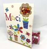 Sweeting Cards Francais - Merci