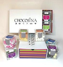 Boîte-cadeau indulgence  gourmet (6 cubes)