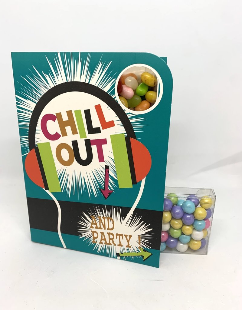 Chill Out Birthday - Traditional (SCED06)
