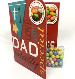 #1 Dad Totally Amazing - Father's Day (SRFAT4)