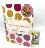 Sweeting Cards - English Mother & Father Days My Special Mum on Mother's Day (SRMTH2)