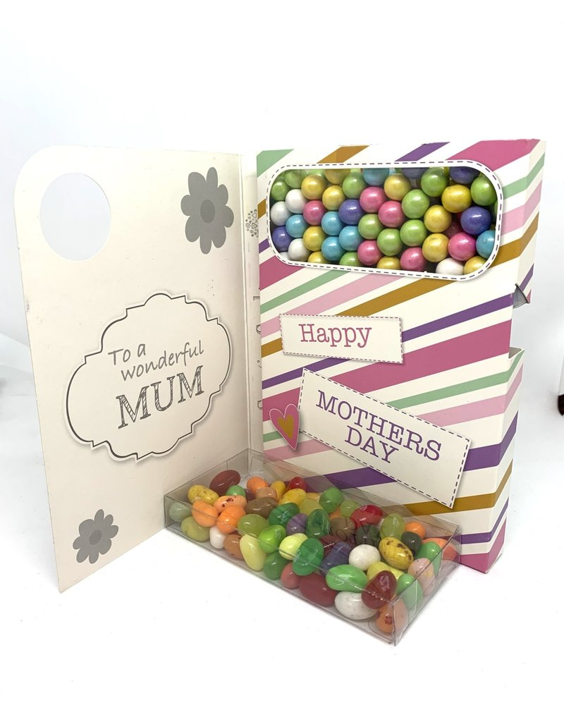 Sweeting Cards - English Mother & Father Days To My Wonderful Mum (SRMTH1)