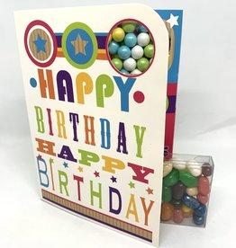 Happy Birthday - Neon Kraft (NKHBM1)