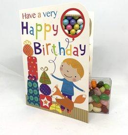 Happy Birthday - Neon Kraft (NKHBB1)