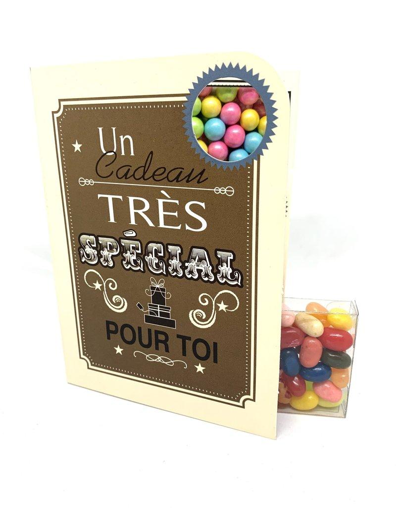 Sweeting Cards Français - Spécial Vœux Pour Toi REBLM1F