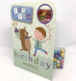 Happy Birthday - Vintage (VCHBB1)