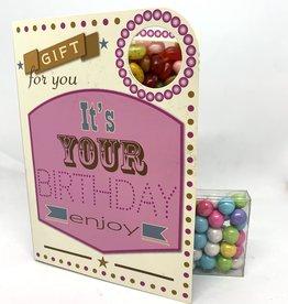 Happy Birthday - Retro (REHBF1)