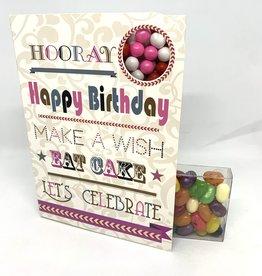 Happy Birthday - Retro  (REHBF2)