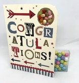 Sweeting Cards - English Retro Eccentric Congratulations (RECNM1)