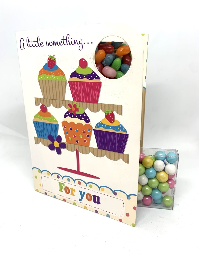 Sweeting Cards - English Neon Kraft  Blank (NKBLU2)