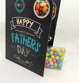 Sweeting Cards - English Mother & Father Days Happy Father's Day (SRFAT5)
