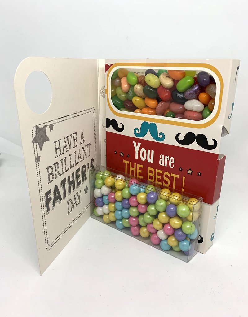 Sweeting Cards - English Mother & Father Days Happy Father's Day (SRFAT3)