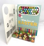 Sweeting Cards - English Easter Happy Easter (SREAS3)