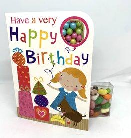Happy Birthday - Neon Kraft (NKHBG1)