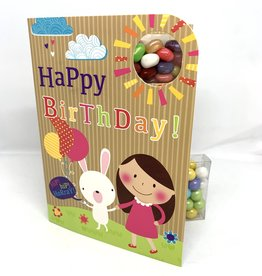 Happy Birthday - Neon Kraft (NKHBG2)