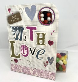 With Love - Retro (REWLF1)