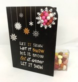 Xmas Let it Snow - Christmas (SRXMU14)